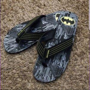 Other - Like New Batman Flip Flop Sandals